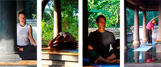 Yoga Teacher Training India - School of Santhi Yoga School in India