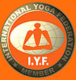 Recognized IRYS 200, IRYS 500 by International Yoga Federation | School of Santhi Yoga Teacher Training School in India and Europe. Traditional Yoga School guided by Swami Santhiprasad